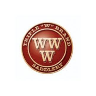"Triple ""W"" Platinum Saddles"